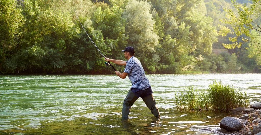 Commezzadura - pesca sportiva