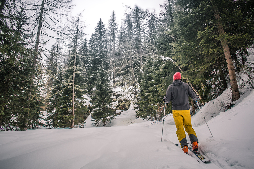 Commezzadura - Sci Alpinismo